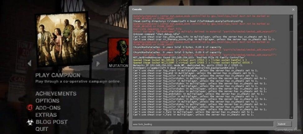 Real Player Bots (Left 4 Dead 2) - GameMaps