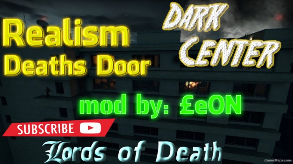 Realism Death's Door (Left 4 Dead 2) - GameMaps