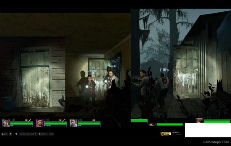 realism mod (pack 8) HD Doors (Left 4 Dead 2) - GameMaps