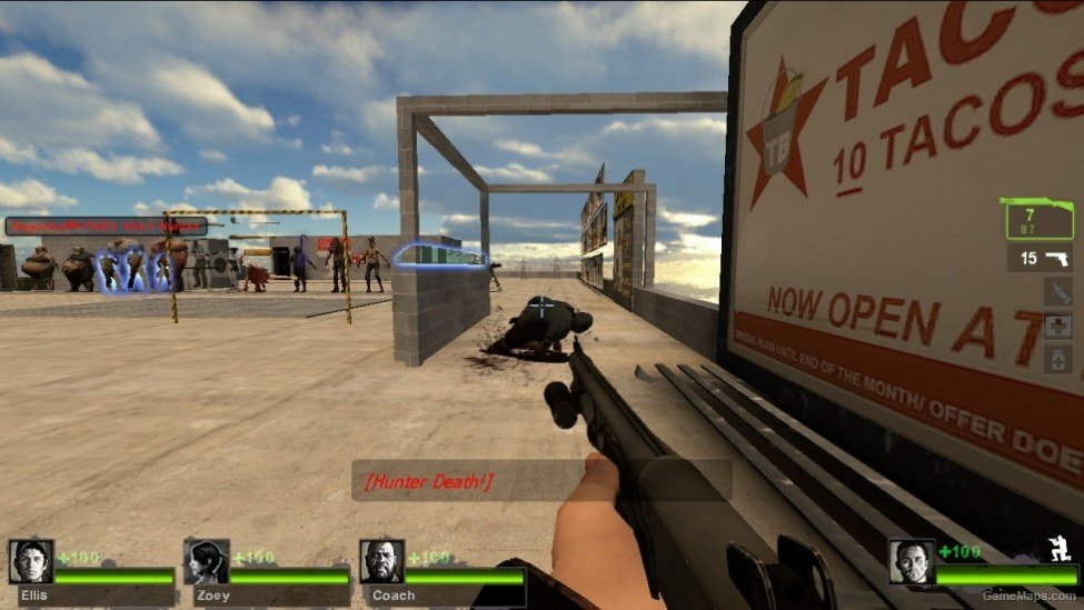 Realistic Weapons Pack (Left 4 Dead 2) - GameMaps