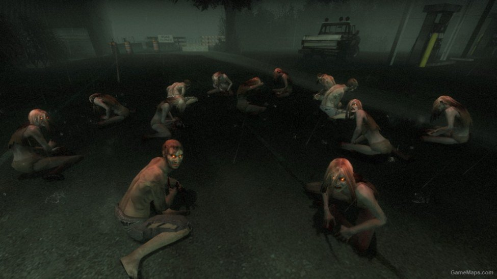 RNG Fe/Male Witch (Left 4 Dead 2) - GameMaps