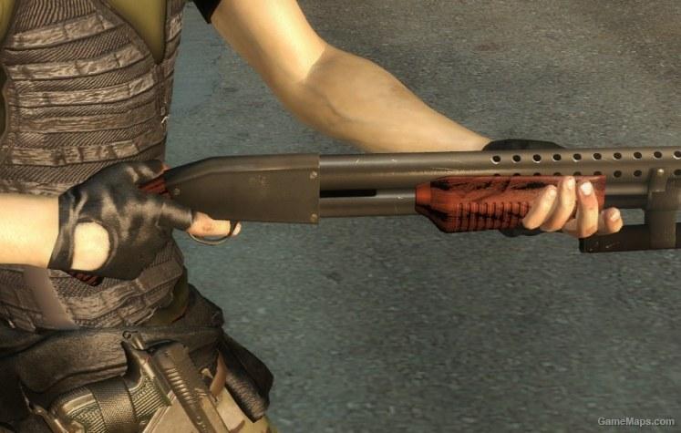 Sawed off shotgun (Left 4 Dead 2) - GameMaps