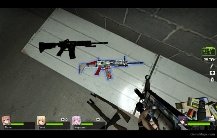 SCAR Add-ons - Left 4 Dead 2 - GameMaps