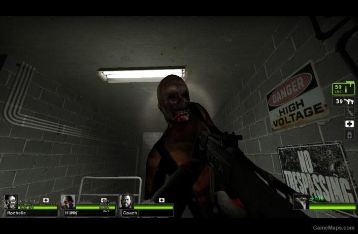 SCP-106 (Left 4 Dead 2) - GameMaps