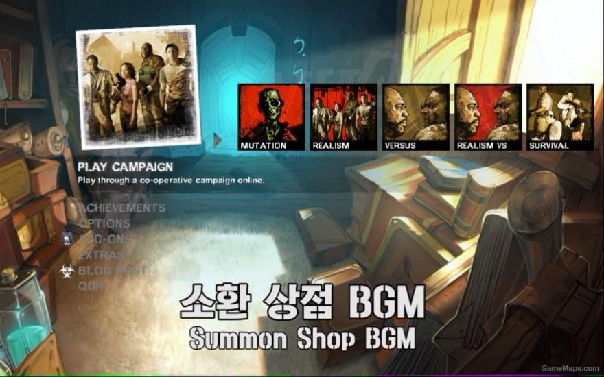 Seven Knights Summon background (Left 4 Dead 2) - GameMaps