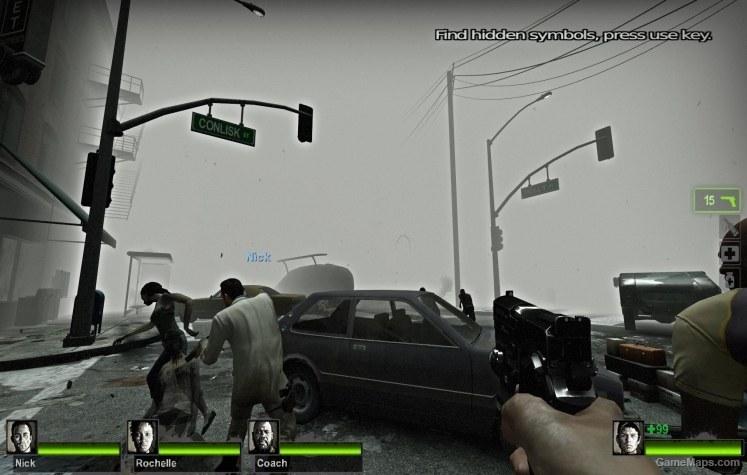 Silent Fear L4D2 (Left 4 Dead 2) - GameMaps