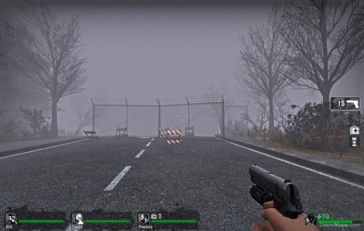 Silent Hill L4d2 Left 4 Dead 2 Gamemaps