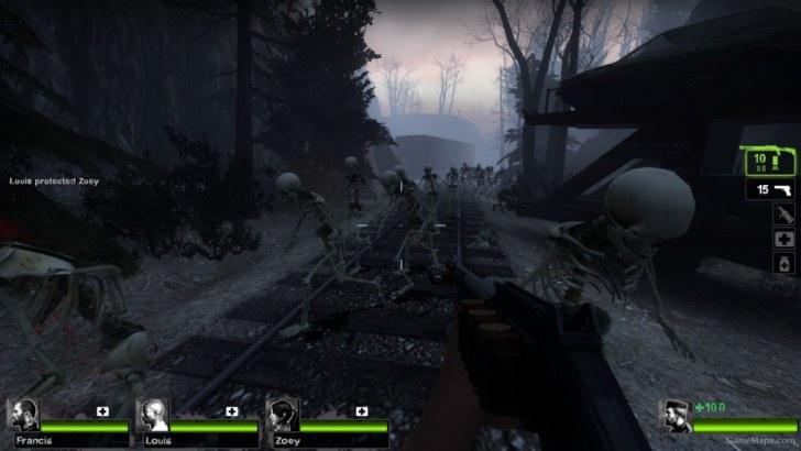 Left 4 dead 2 18 mods