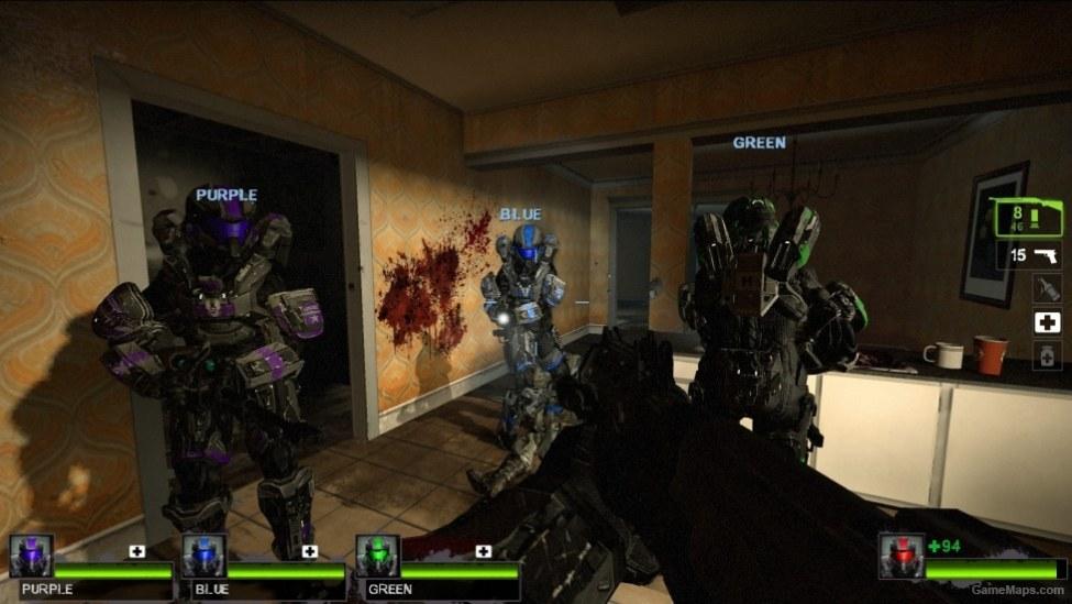 Dead Island Halo Spartan Mod