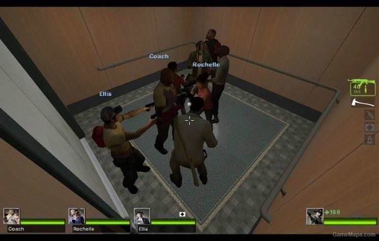 Spawning L4D1 Survivors in L4D2 (fixed) (Left 4 Dead 2) - GameMaps