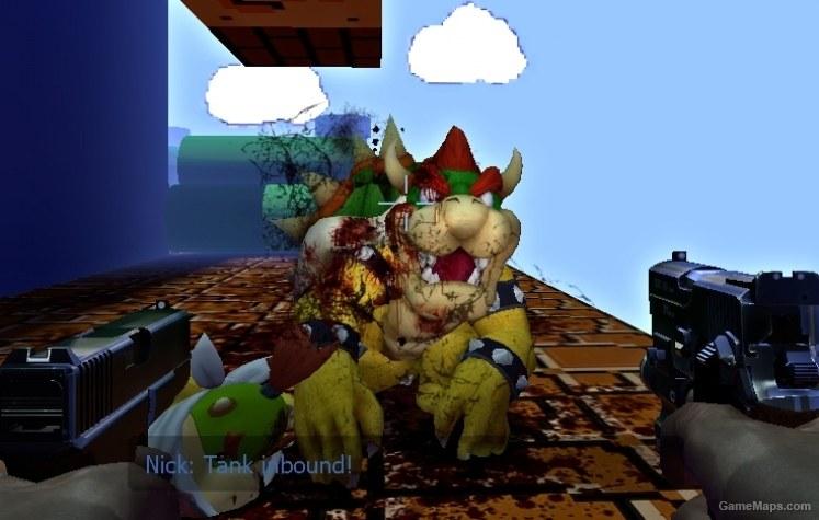 Special (Mario) Infected---BETA (Left 4 Dead 2) - GameMaps