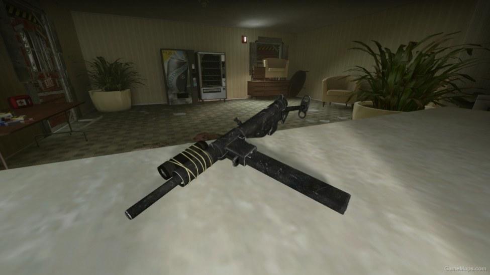 Sten Mk II [SMG] (Left 4 Dead 2) - GameMaps