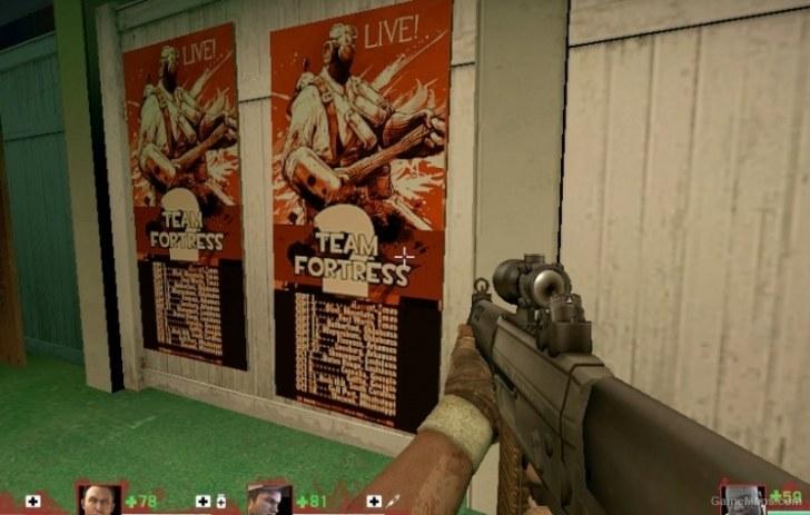 TF2 Add-ons - Left 4 Dead 2 - GameMaps