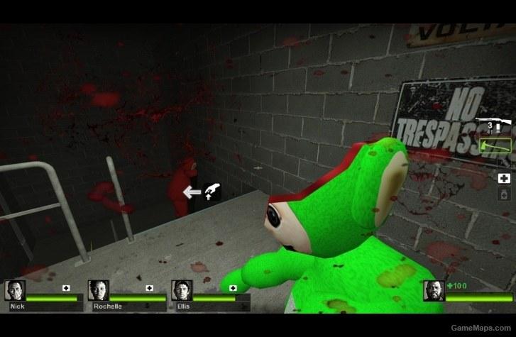 Teletubbies mod (Left 4 Dead 2) - GameMaps