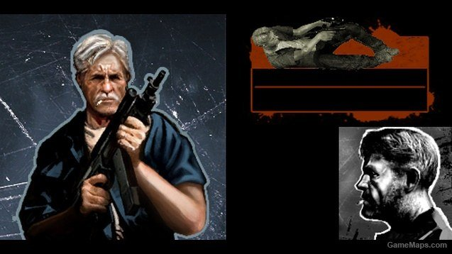 The Aftermath (Bill) (L4D2) (Left 4 Dead 2) - GameMaps