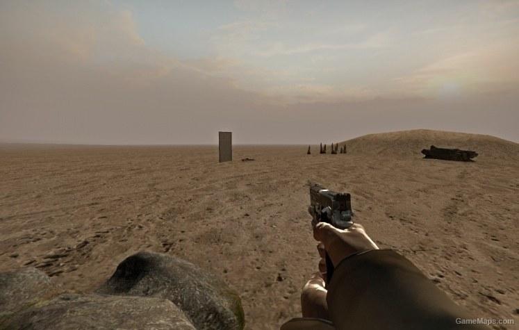 The Dark Tower 1 The Gunslinger (Left 4 Dead 2) - GameMaps Dark Tower Map on