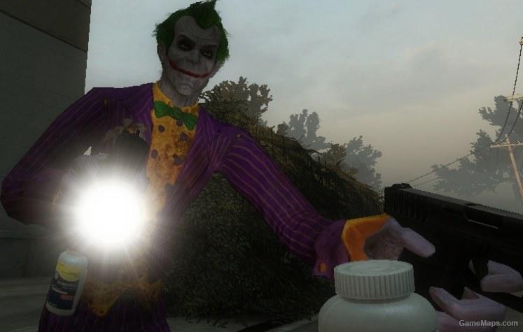 The Joker (Left 4 Dead 2) - GameMaps