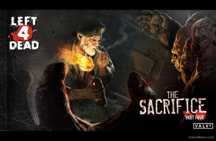 The Sacrifice Trailer Intro HD (Left 4 Dead 2) - GameMaps