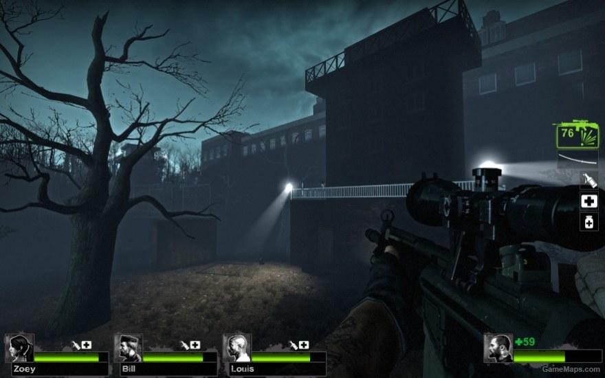 Death Row L4D1 Port (Saleck) (Left 4 Dead 2) - GameMaps