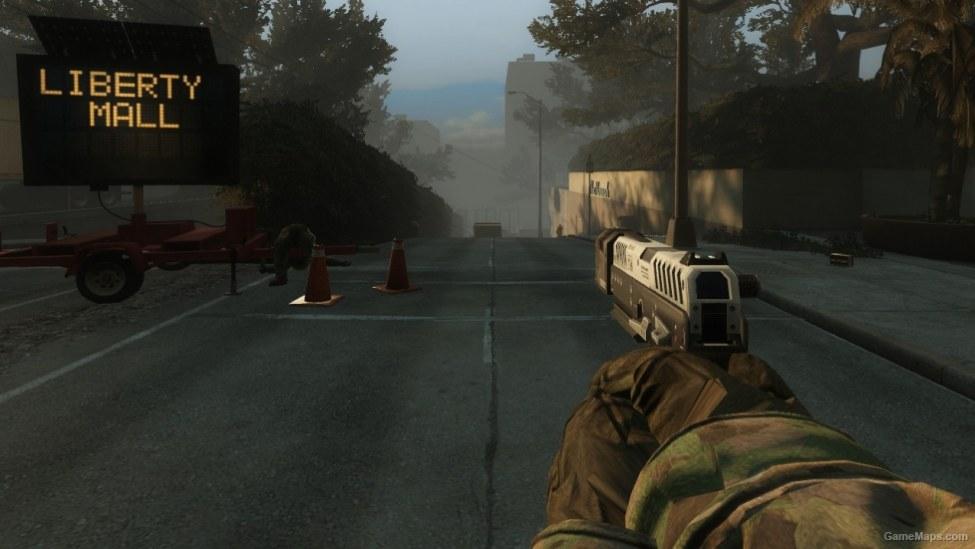 Titanfall RE-45 Autopistol (Left 4 Dead 2) - GameMaps