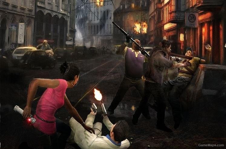 Tour of Terror (Left 4 Dead 2) - GameMaps