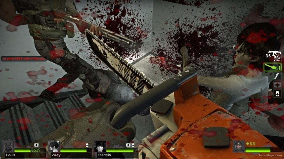 Ultimate Chainsaw (Left 4 Dead 2) - GameMaps