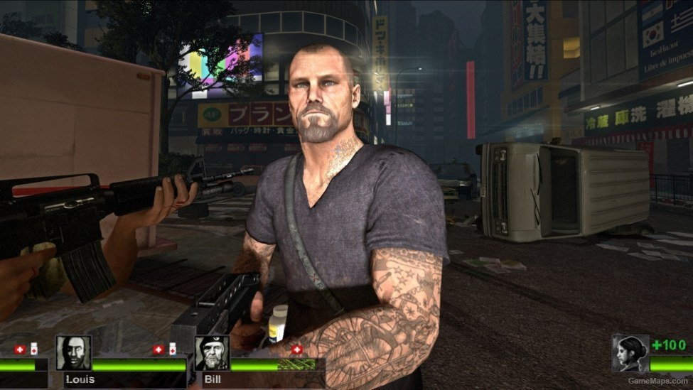 Ultimate Realism Mod Collection (Left 4 Dead 2) - GameMaps