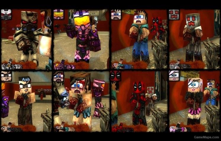 minecraft vondoomcraft skins