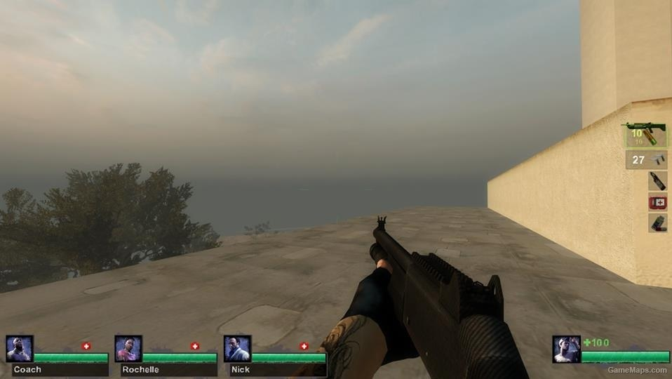 Sourcemod weapon menu