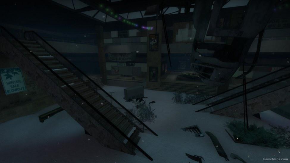 Whispers of Winter (Left 4 Dead 2) - GameMaps