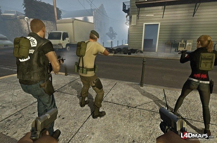 Items Mods - Left 4 Dead 2 - GameMaps