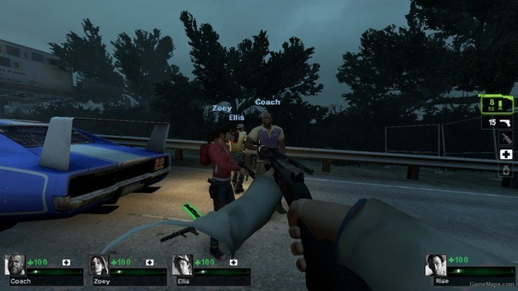 Character Mods - Left 4 Dead 2 - GameMaps