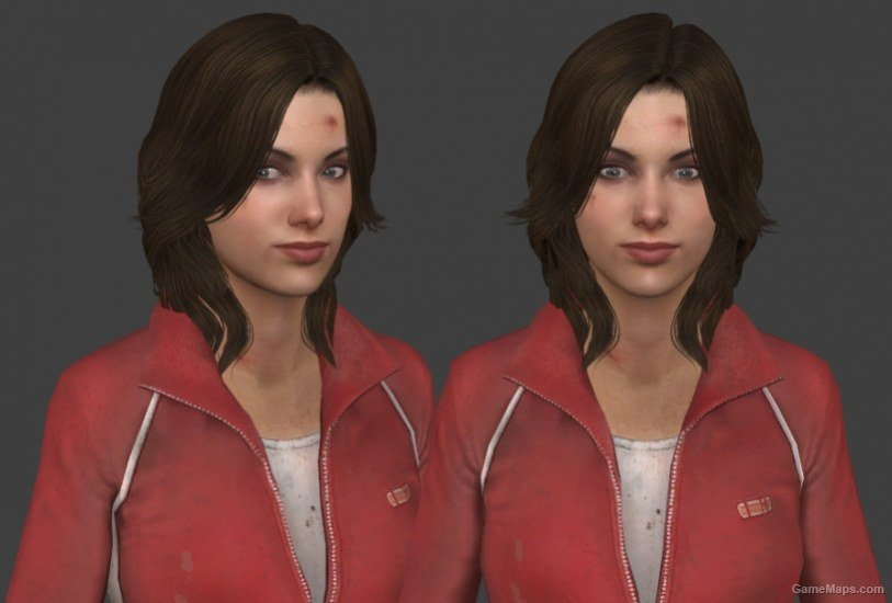 Claire redfield re2 remake nude mod - 1 10