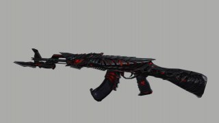 CrossFire AK47-Knife Born Beast