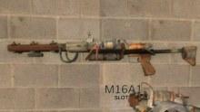 Metro 2033 Volt Driver Railgun M16