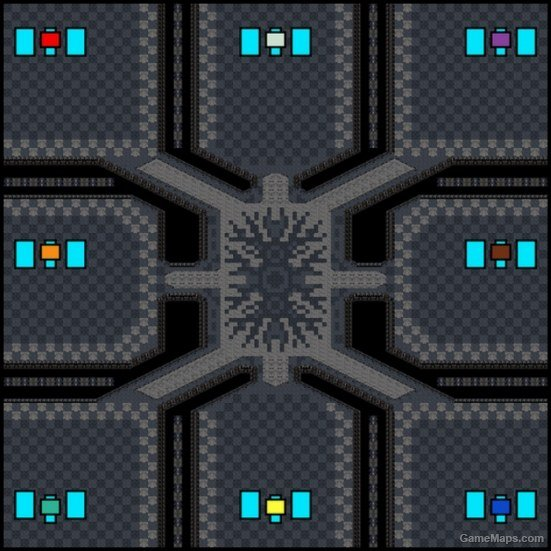 Fastest FancyGrid Centre (StarCraft : Brood War) - GameMaps