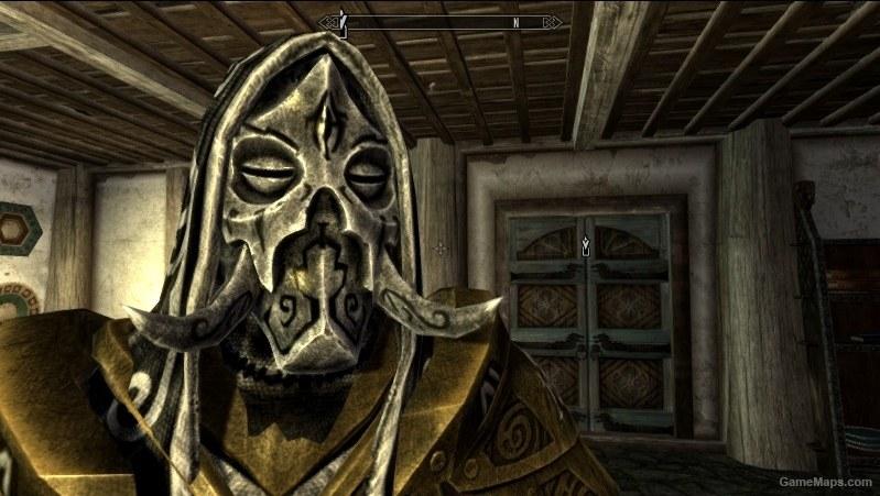 Alternate Dragon Priest Masks (Skyrim) - GameMaps