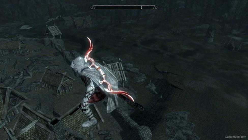 Assassins Creed Style Glass Bow Skyrim Gamemaps