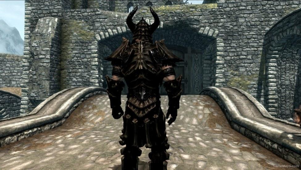 Dark Dragonbone Armor Skyrim Gamemaps This is their original link dark dragonbone armor skyrim gamemaps