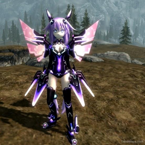 Hyperdimension Neptunia followers (Skyrim) - GameMaps