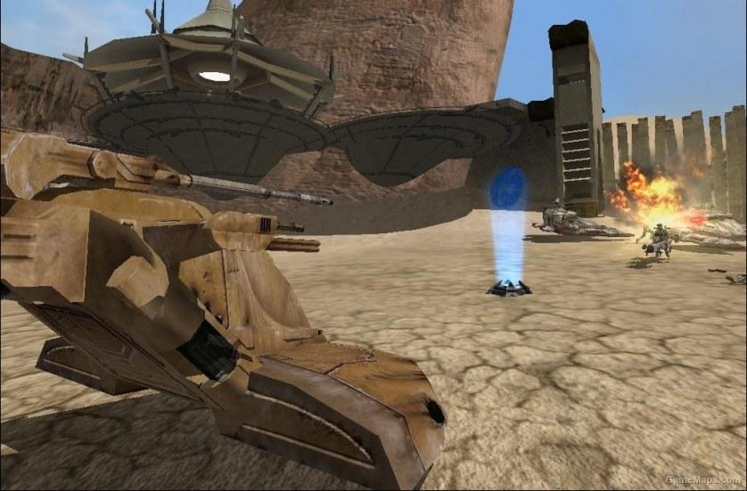star wars battlefront 2 tatooine tusken camp