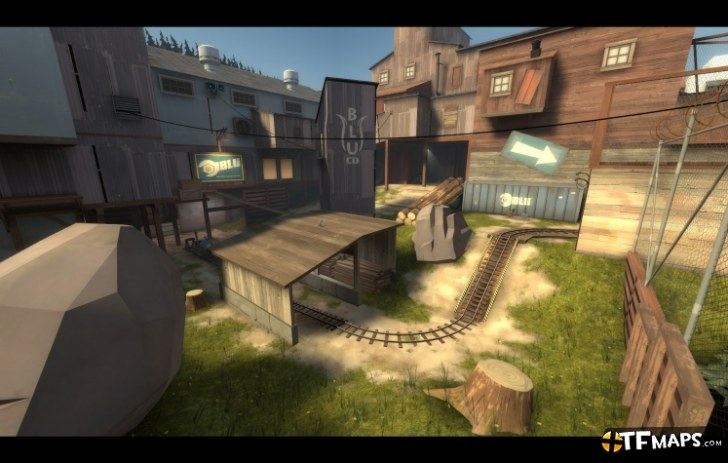 House / Structure Maps - Team Fortress 2 - GameMaps