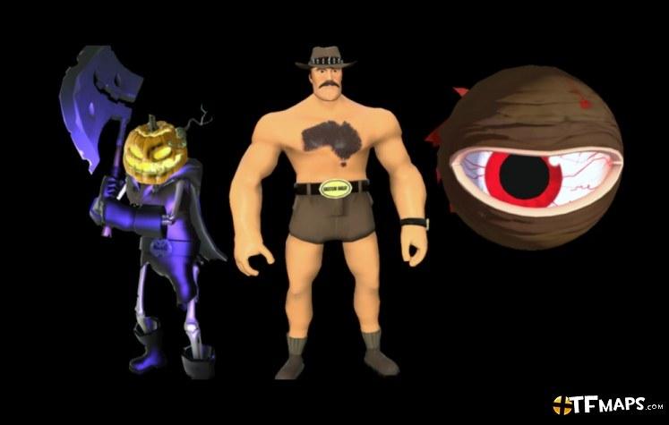 Halloween & Saxxy Menu Music (Team Fortress 2) - GameMaps