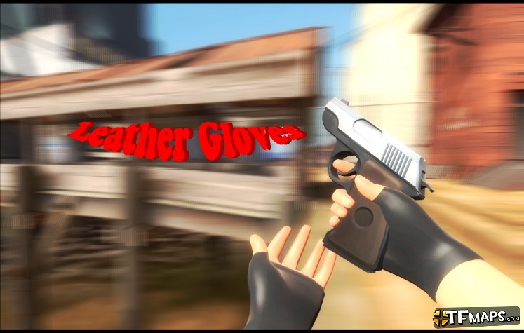 Leather Gloves (Team Fortress 2) - GameMaps