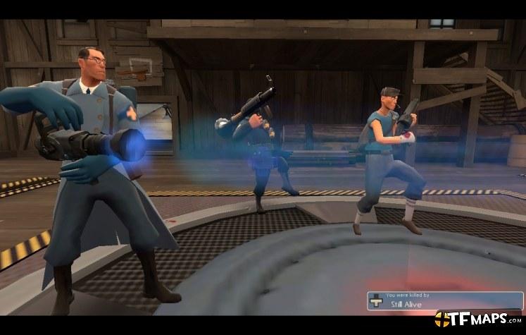 TF2 Beta 2007 Pack (Team Fortress 2) - GameMaps