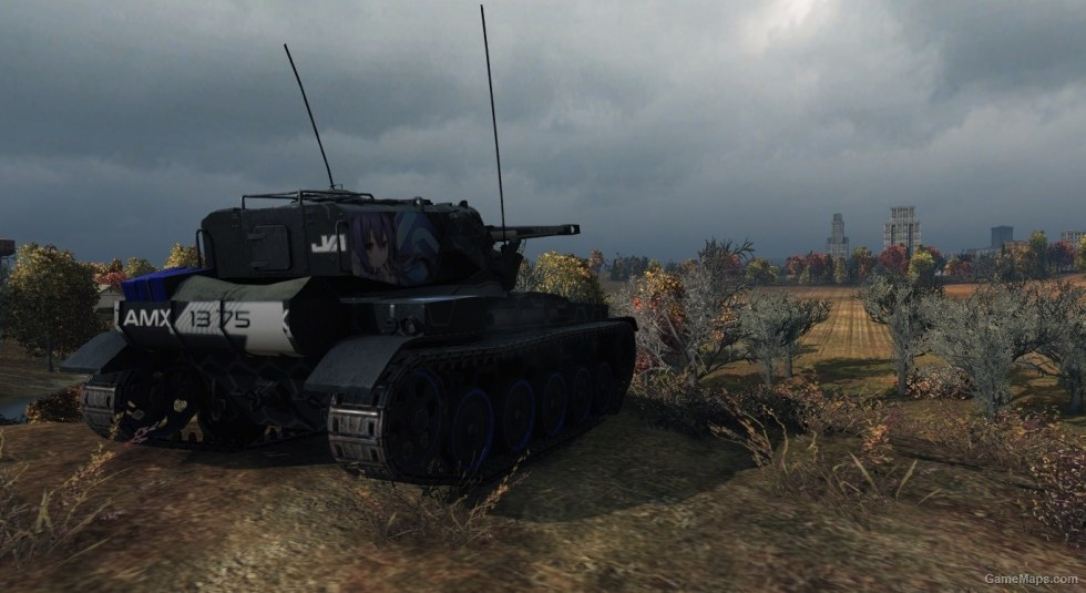 world of tanks girls und panzer music mod