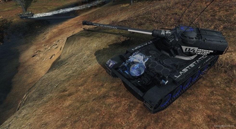 world of tanks girls und panzer music mod