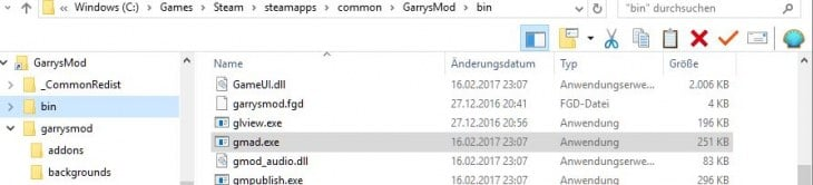 How to extract GMod-Files - Guide - GameMaps