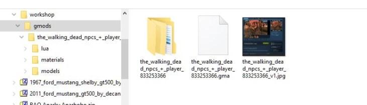 Gmod Lua Files